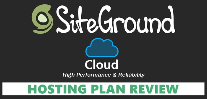 Specs For Hosting Siteground