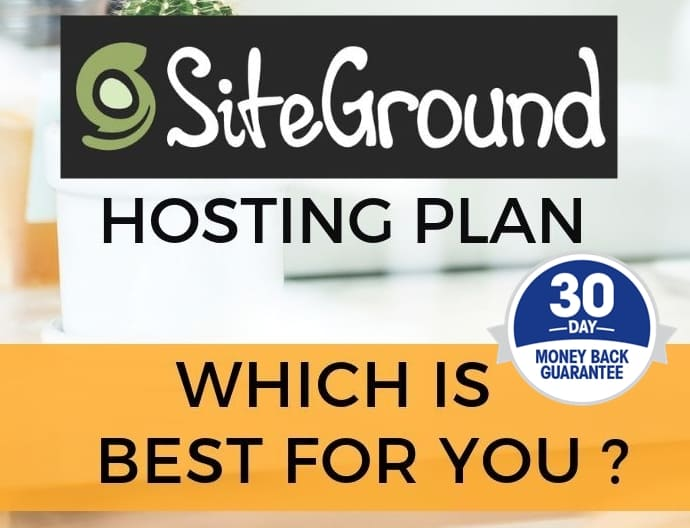 Box Only Hosting Siteground