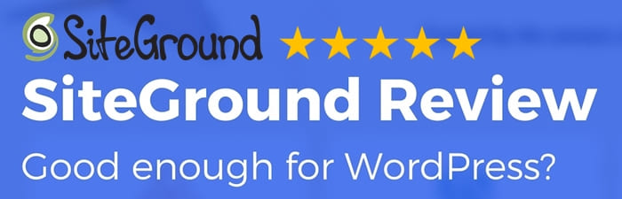 Customer Service Siteground Hosting