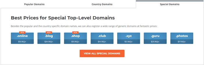 SiteGround Domain Name Registration Review [Free Guide + 60